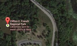 French Regional Park